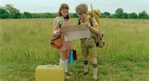 <p><strong>For Suzy:</strong> Go retro with a pink long-sleeved shift dress, knee-high socks, and a vintage suitcase.</p> <p><strong>For Sam:</strong> Top off a standard Boy Scout uniform with glasses and a furry raccoon cap.</p>