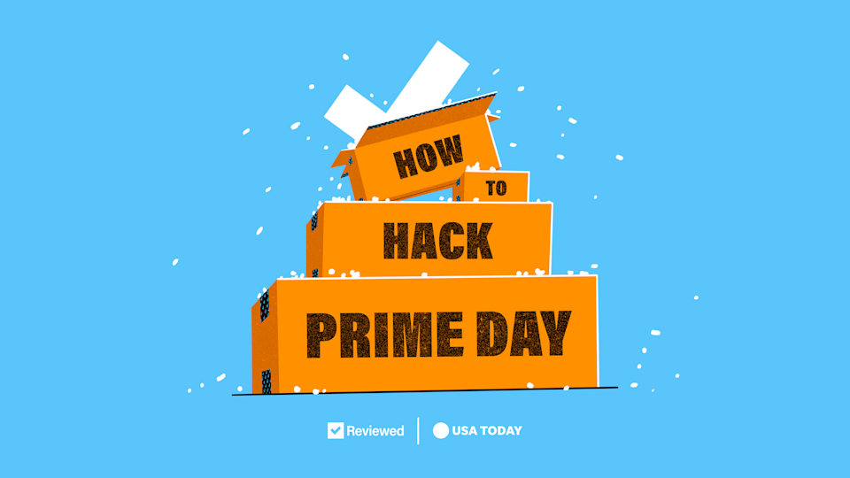 RSVP for the How to Hack Prime Day live event