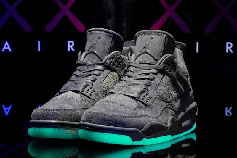 79687b1a67216c How to Tell If Your Kaws x Air Jordans Are Real or Fake