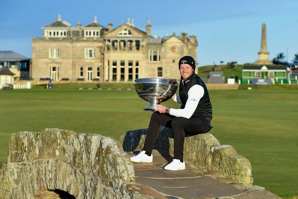 Willett's first title in two years came on the day he celebrated his 34th birthday (PA Wire)
