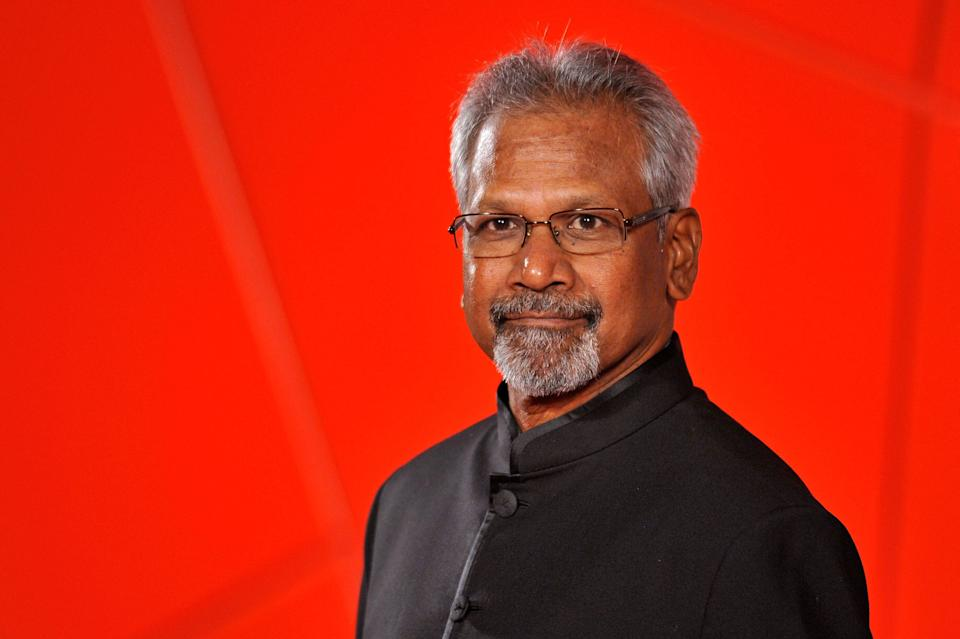 """VENICE, ITALY - SEPTEMBER 06:  Director Mani Ratnam  attends the """"Raavanan"""" premiere during the 67th Venice Film Festival at the Sala Grande Palazzo Del Cinema on September 6, 2010 in Venice, Italy.  (Photo by Gareth Cattermole/Getty Images) (Photo: Gareth Cattermole via Getty Images)"""