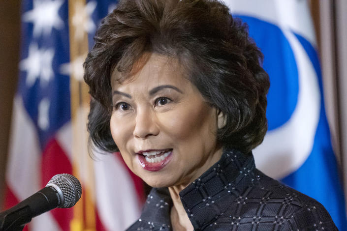 Elaine Chao found to misus office