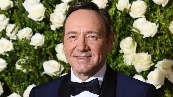 PHOTO: Kevin Spacey is pictured on the red carpet in New York, June 11, 2017. (Angela Weiss/AFP/Getty Images, FILE)