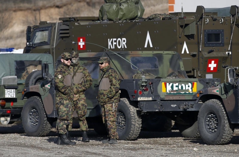 Serbia warns of armed intervention after Kosovo approves new army