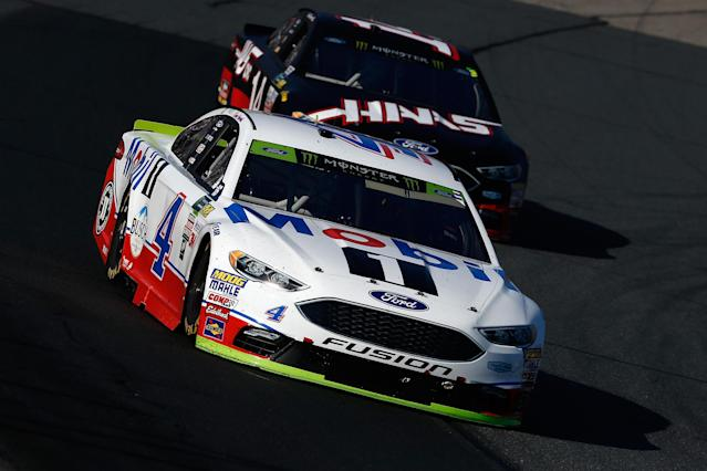 Will Clint Bowyer follow Kevin Harvick into the playoffs in 2018? (Getty)