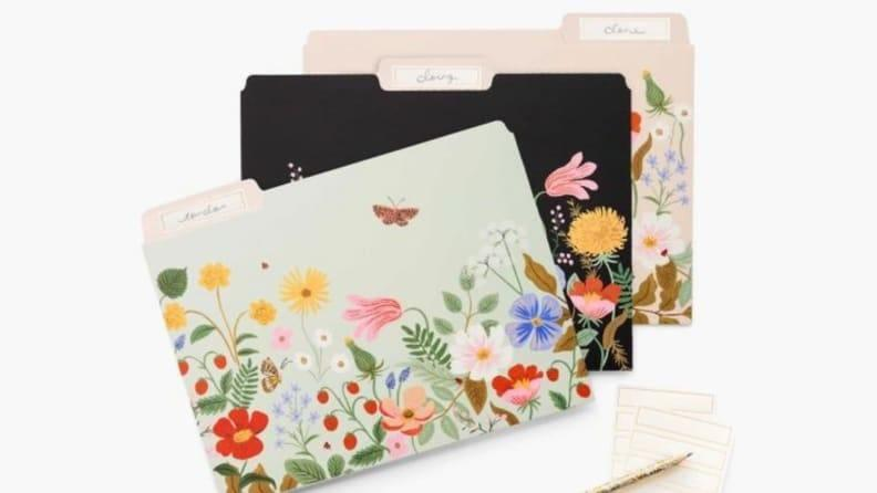 These folders will brighten any space