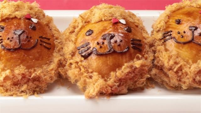 Lion Bread Living In Harmony