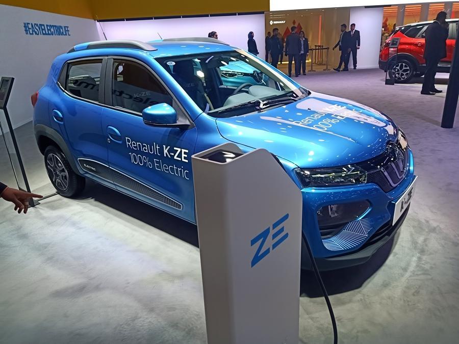 The first and immediate EV launch from Renault could be the Kwid electric. Called the 'K-ZE', this EV would be the most affordable one when it goes on sale in India.