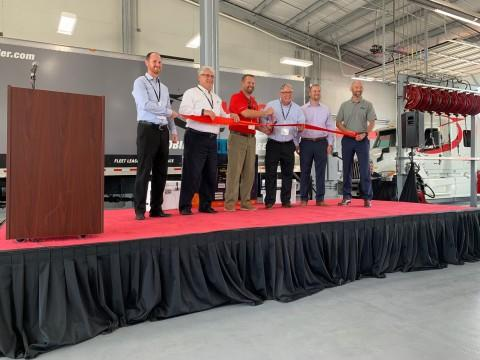 Ryder Redevelops and Expands Maintenance Facility in Schertz, Texas to Better Serve Growing San Antonio Market