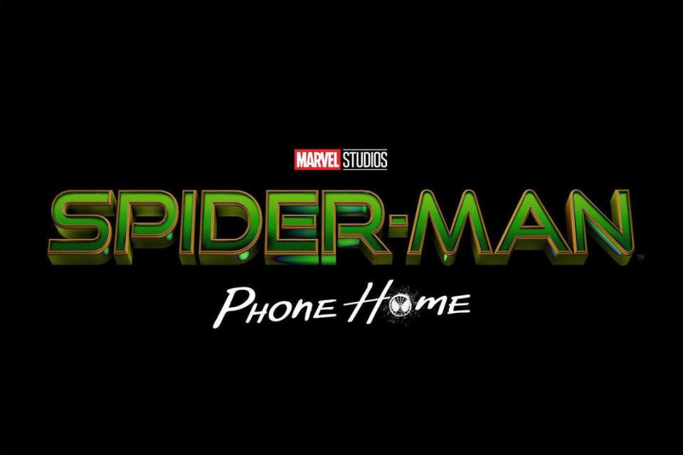 Spider-Man: Phone Home title card