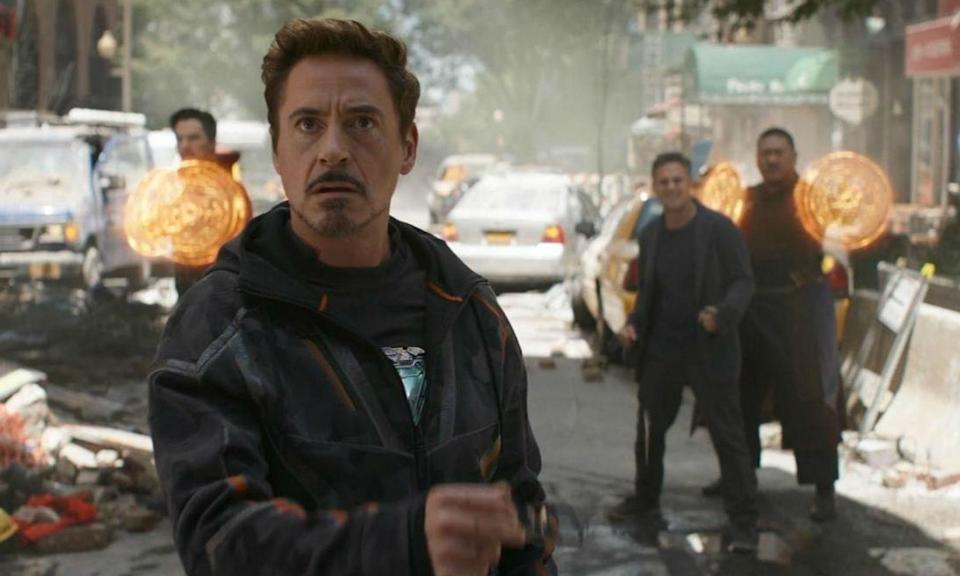 <p><span><strong>Played by:</strong> Robert Downey Jr.</span><br><strong>Last appearance: </strong><i><span>Spider-Man: Homecoming</span></i><br><span><strong>What's he up to?</strong> After discovering that the Winter Soldier was behind his parents' deaths, and Steve knew about it, Tony Stark seems to have moved on with purpose. No longer actively pursuing Cap and his renegades, Stark seems less concerned about the Sokovia Accords and more about being a mentor to Peter Parker and working on his relationship with Pepper. So much so that he suggests proposing to her in front of a press conference after Peter declines to join the Avengers. Afterwards, he feels guilty for neglecting his superhero side of work so begins work on his Mark XLVIII armour, thinking it would help him to defend the world by himself.</span> </p>