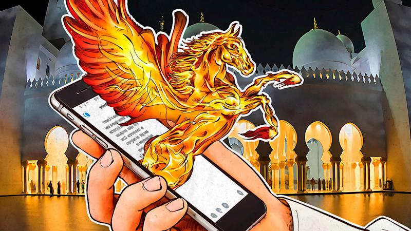 A representational image of the Pegasus spyware by Kaspersky.