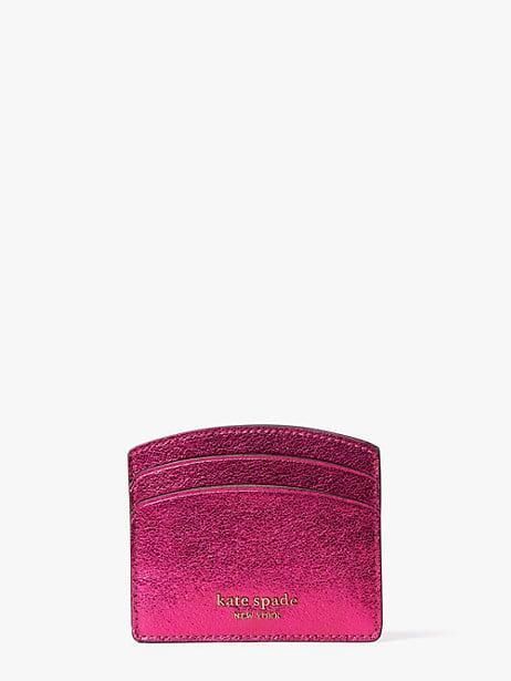 <p><span>Spencer Metallic Cardholder</span> ($50)</p>