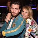 """<p><strong>Age gap:</strong> 19 years</p><p>In 2009, Aaron Taylor-Johnson first met his now-wife (who's 19 years his senior), Sam Taylor-Johnson, on the set of <em>Nowhere Boy</em>, where she was his director. The two announced their engagement that same year, reports <em><a href=""""http://www.dailymail.co.uk/tvshowbiz/article-2602579/Aaron-Taylor-Johnson-shrugs-23-year-age-gap-wife-Sam.html"""" rel=""""nofollow noopener"""" target=""""_blank"""" data-ylk=""""slk:Daily Mail"""" class=""""link rapid-noclick-resp"""">Daily Mail</a></em>. </p><p>Regarding the age gap, in 2014, Aaron told <em>Men's Health:</em> """"She's such a young, beautiful soul that you wouldn't even know.""""</p>"""