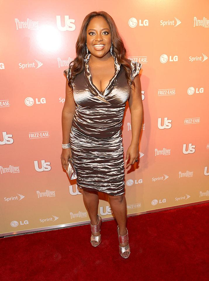 """""""The View's"""" Sherri Shepherd -- who recently lost over 30 pounds -- left little to the imagination in her chest-enhancing ensemble. Bennett Raglin/<a href=""""http://www.wireimage.com"""" target=""""new"""">WireImage.com</a> - September 16, 2009"""