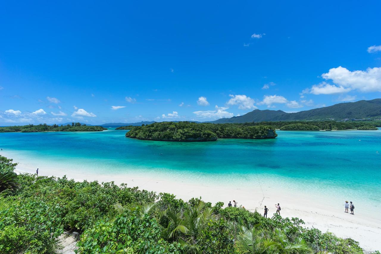 <p>Forget the Japan you thought you knew, the island of Ishigaki in Okinawa is home to gorgeous sandy beaches, epic diving and is famed for their soba noodles too.</p>