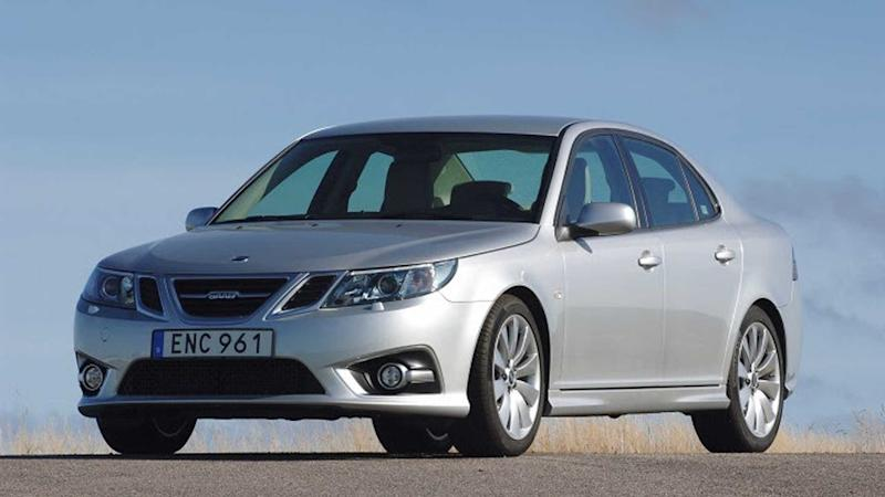 Saab 9-3 Silver 2.0T Automatic (2014)