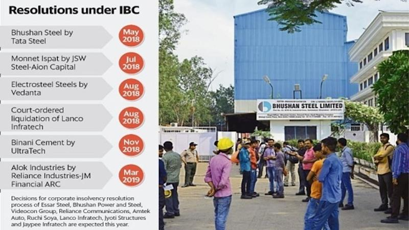 Key stakeholders point to chinks in Insolvency and Bankruptcy Code