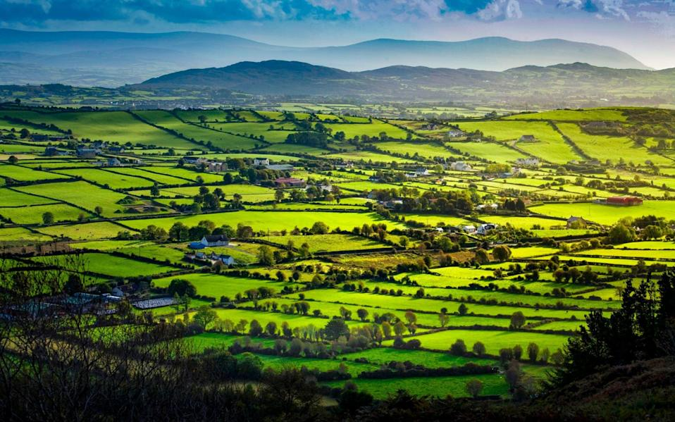 The Ring of Gullion - Getty