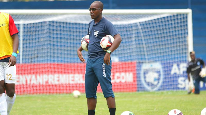 Coach Dennis Kitambi open to AFC Leopards return