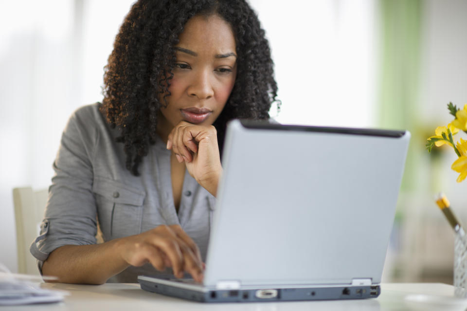 Forget your password again? Try LastPass Premium. (Photo: Getty)