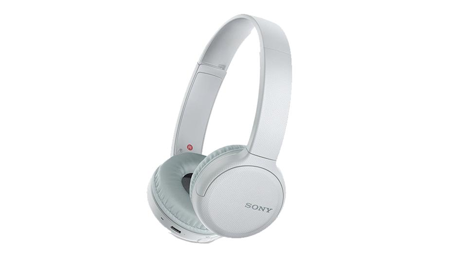 Sony WH-CH510 Bluetooth Wireless On-Ear Headphones with Mic/Remote