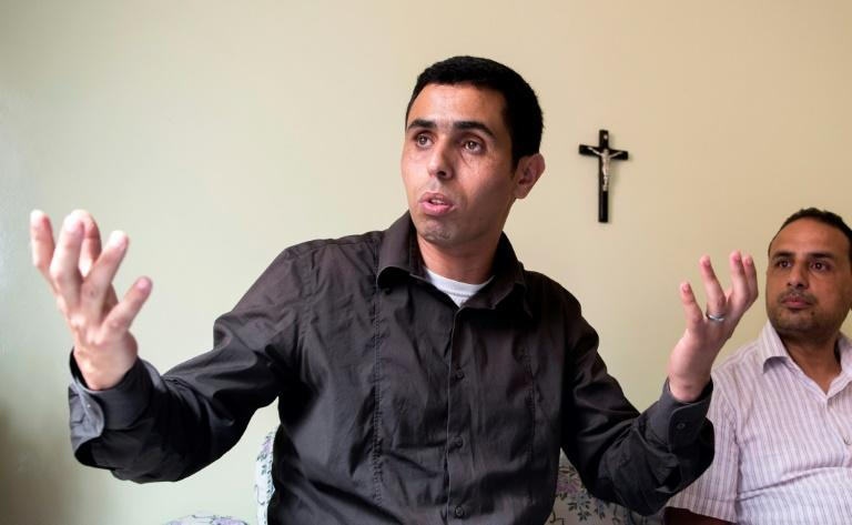 Rachid says he is 'Moroccan before being Christian'