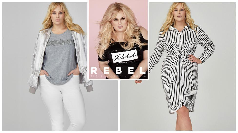 <p>Rebel Wilson's plus size clothing line is stunning</p>