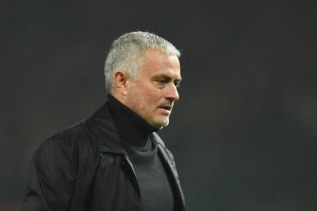 Jose Mourinho is trying to find the solution to Manchester United's poor form (AFP Photo/Oli SCARFF )