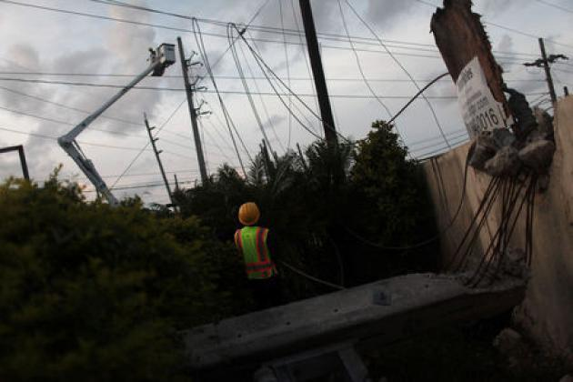 Puerto Rico's path to restore power shifts after Whitefish exit