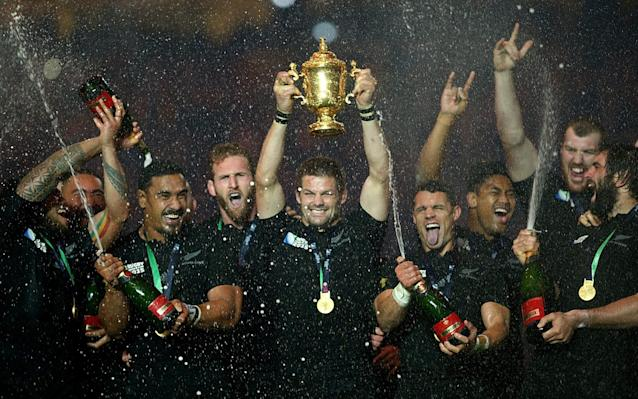 Can anyone stop the All Blacks this time around? - Getty Images