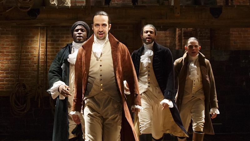 'Hamilton' by original cast coming to a film screen near you""