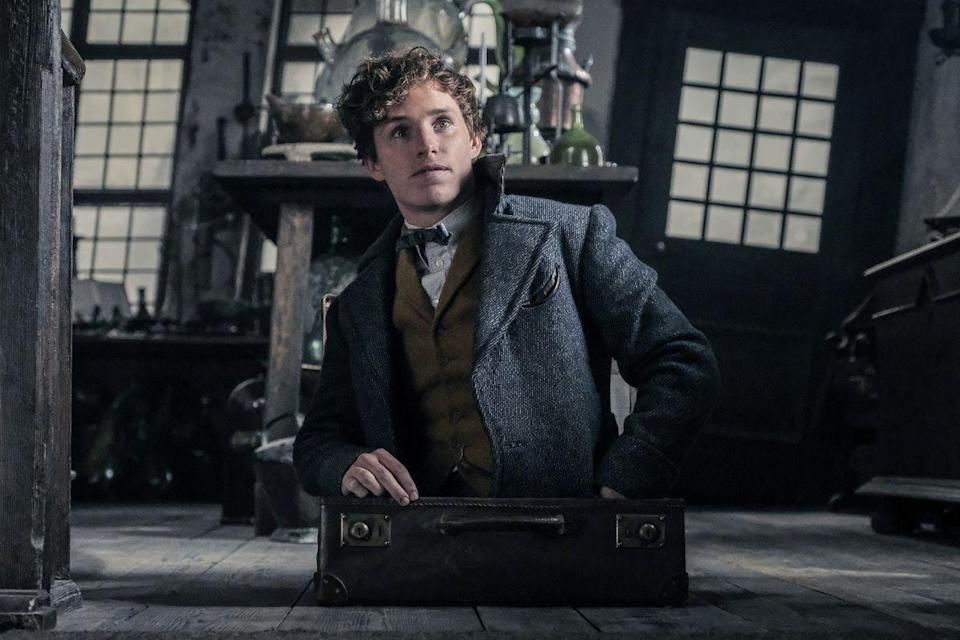 "<p><strong>Based On: </strong><a href=""https://www.amazon.com/Fantastic-Beasts-Where-Find-Them/dp/1338132318"" rel=""nofollow noopener"" target=""_blank"" data-ylk=""slk:Fantastic Beasts and Where to Find Them"" class=""link rapid-noclick-resp""><em>Fantastic Beasts and Where to Find Them</em> </a>by J. K. Rowling, published in 2001.</p><p><strong>The Films: </strong>Amid the insanity that was the <em>Harry Potter </em>phenomenon, Rowling published a spin-off wizardry guidebook that has now been launched into a film franchise of its own. Thus far, there have been two entries in the <em>Fantastic Beasts</em> franchise, and they've grossed a combined <strong>$1.4 billion</strong> at the global box office. A third film is currently in production, with fourth and fifth installments already in the works. While it's unlikely that <em>Beasts</em> will best Potter's total at the end of its run, the series will likely stack on a few billion, adding that much more magic to the Potter cache. </p>"