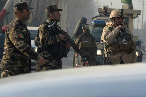 Mindestens sechs Tote bei Anschlag in Kabul