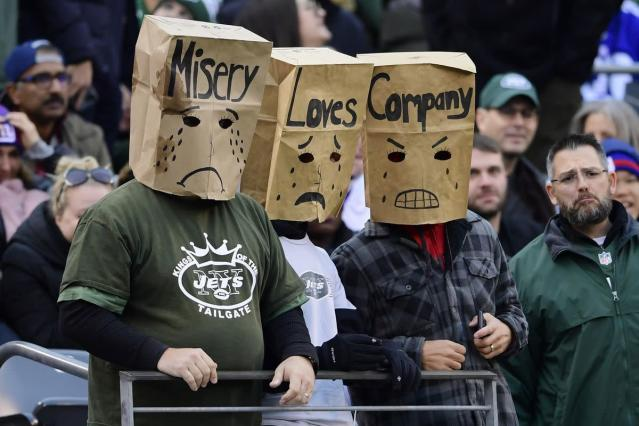 Jets fans should not trust anything Christopher Johnson says