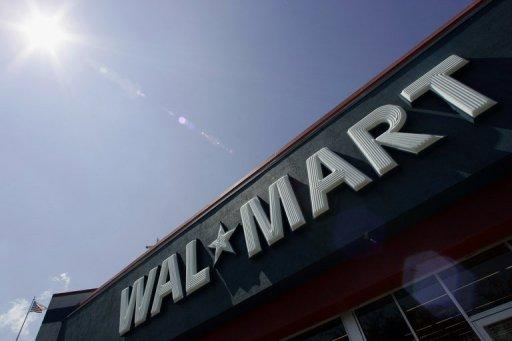A Wal-Mart store in Clearwater, Florida. US giant Walmart said on Friday it aims to open its first store in India within the next 12-18 months after the government opened the vast consumer market to foreign chains