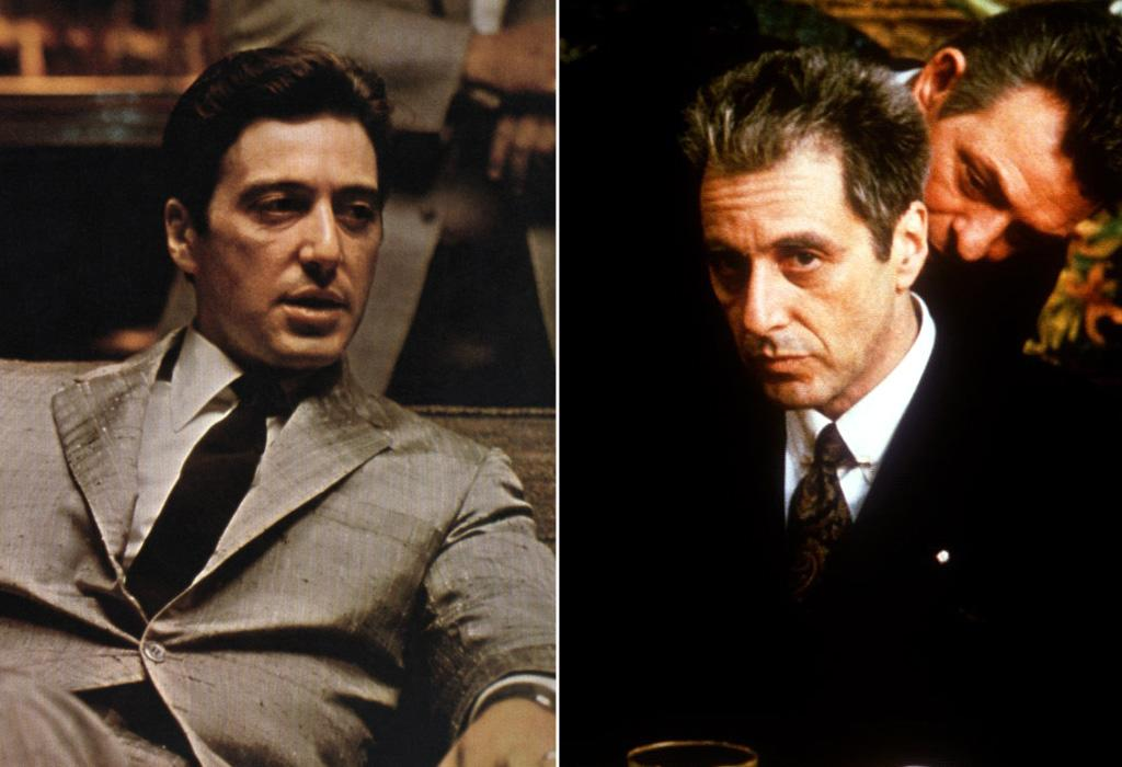"""FIRST MOVIE: <a href=""""http://movies.yahoo.com/movie/1800363406/info"""">The Godfather</a> (1972)  LATEST MOVIE: <a href=""""http://movies.yahoo.com/movie/1802821765/info"""">The Godfather, Part III</a> (1990)   For years, director Francis Ford Coppola refused to make a sequel for his hugely successful, and immensely lucrative, """"Godfather"""" movies. But financial troubles following the failure of his """"<a href=""""http://movies.yahoo.com/movie/1800130097/info"""">Tucker: The Man and His Dream</a>"""" forced him to reconsider."""