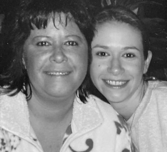 Tina Rife with her daughter, Stacy Johnson. (Courtesy of Tina Rife)