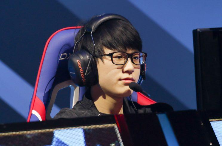Meiko is the support player for EDward Gaming (Dionne Ng)