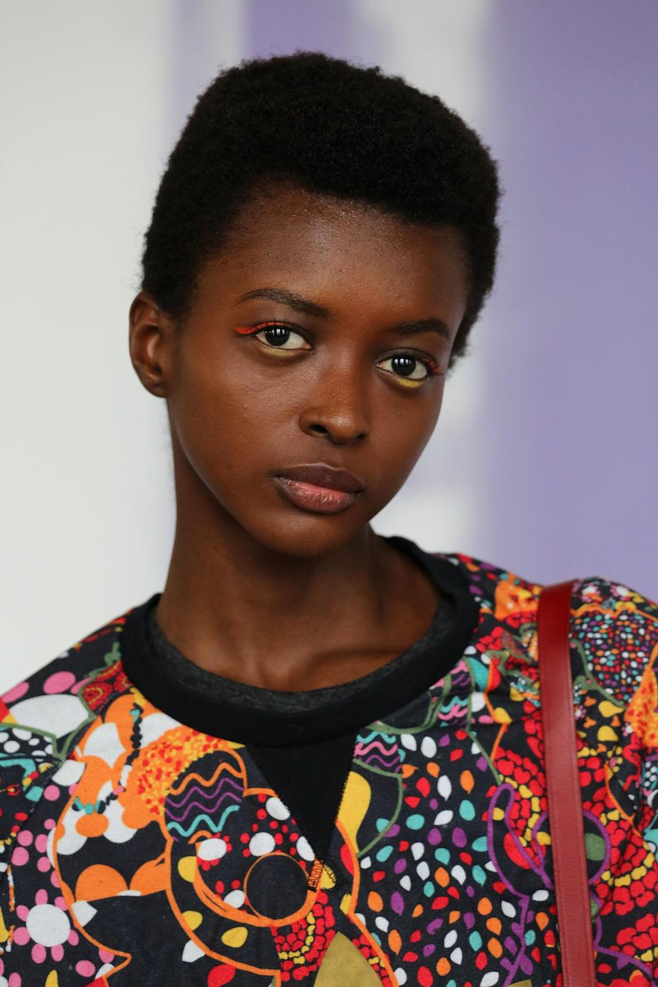 <p>There's nothing coy about this small 'fro. (Photo: Getty Images) </p>
