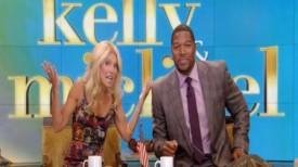 'Live!' Officially Unveils Michael Strahan As Co-Host And New Name