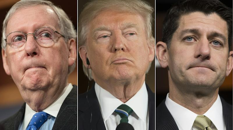 Republicans Begrudgingly Swallow Fiscal Deal They Clearly Don't Like