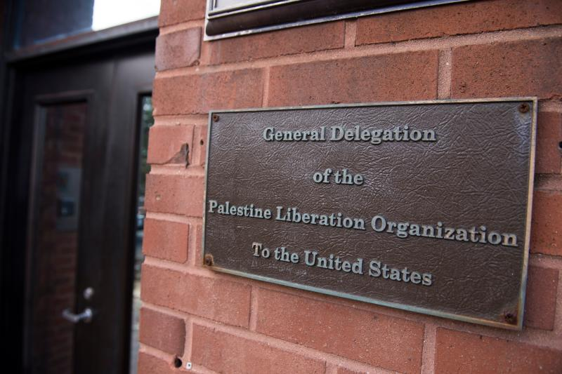 U.S. Allows Washington PLO Office to Remain Open