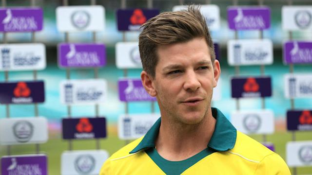 Spectators at The Oval are unlikely to let Australia's visit pass without mention of the ball-tampering scandal, Tim Paine acknowledges.