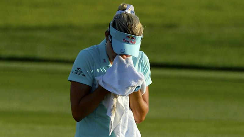 Golf rules changed after TV viewer denies Thompson