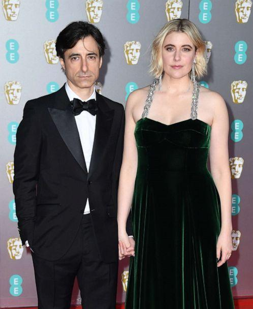 PHOTO: Noah Baumbach and Greta Gerwig attend the EE British Academy Film Awards 2020 at Royal Albert Hall, Feb. 2, 2020, in London. (Gareth Cattermole/Getty Images)
