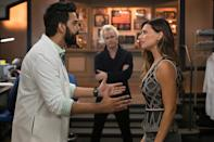 """<p>You'd be surprised at how a lascivious a dramedy series about a zombie medical resident can become. <strong>iZombie</strong> has an entire episode called """"Fifty Shades of Grey Matter"""" in which the protagonist consumes the brains of an erotica writer.</p> <p> <a href=""""https://www.netflix.com/title/80027159"""" class=""""link rapid-noclick-resp"""" rel=""""nofollow noopener"""" target=""""_blank"""" data-ylk=""""slk:Watch iZombie on Netflix now"""">Watch <strong>iZombie</strong> on Netflix now</a>.</p>"""