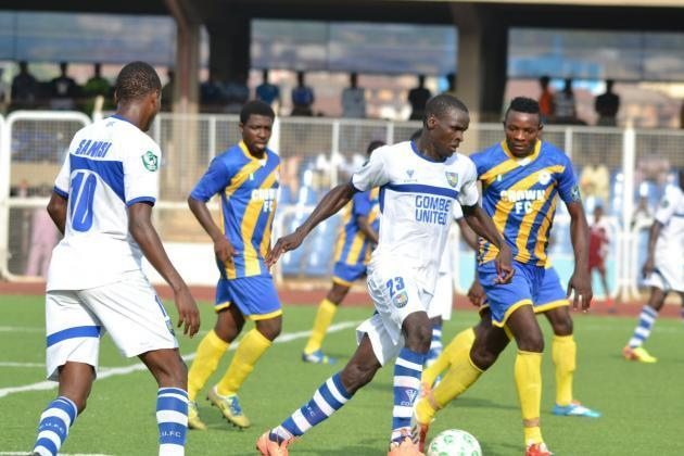 Gombe United to miss crucial players vs. Shooting Stars