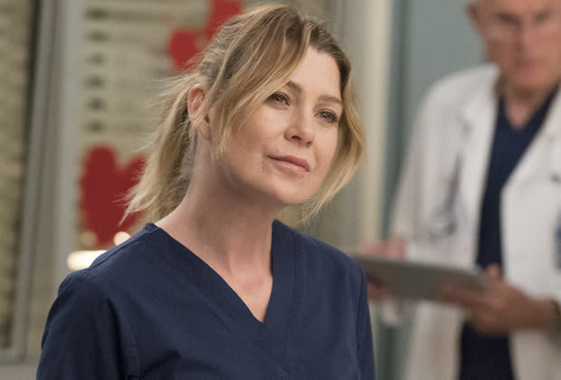 Grey's Anatomy Renewed for Two More Seasons at ABC as Ellen