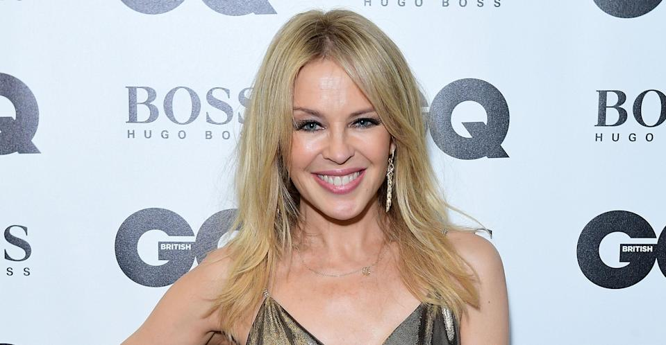 Aussie singer Kylie Minogue is set for Glastonbury 2019. (PA Images)
